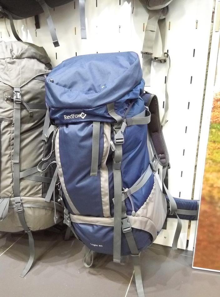Обзор рюкзаков RedFox серии Light V3