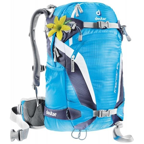 Рюкзак Deuter Freerider 24 SL turquoise-blueberry