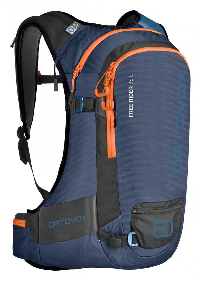 Рюкзак Ortovox Freerider 26+ Night Blue