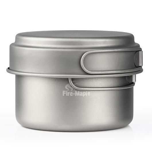 Набор титановой посуды Fire-Maple Horizon 3