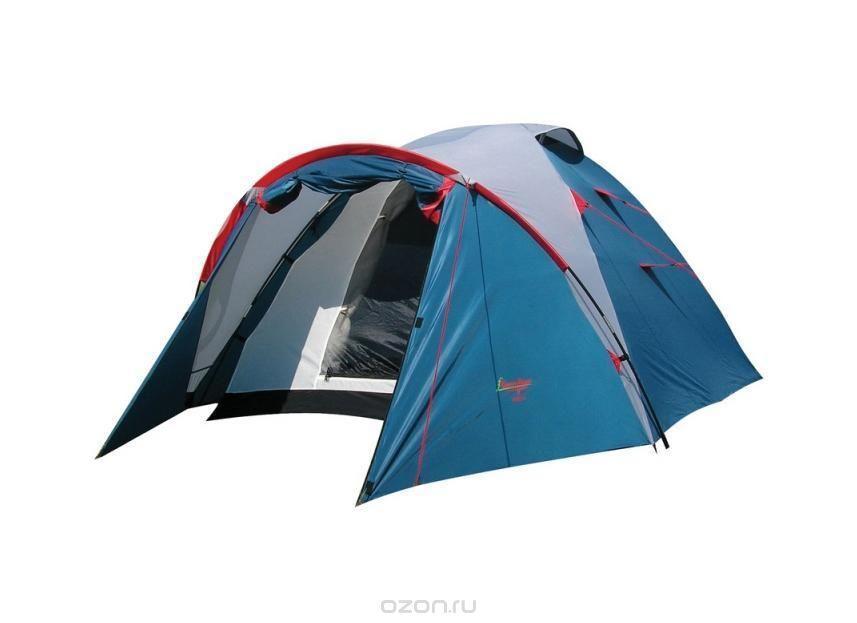 Палатка CanadianCamper Karibu 4 royal