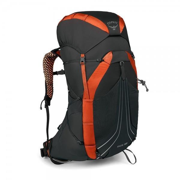 Рюкзак Osprey Exos 58 L Blaze Black