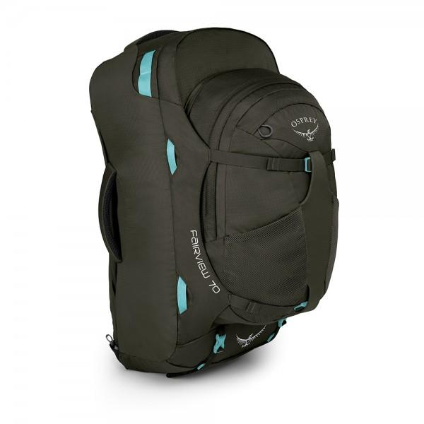 Рюкзак Osprey Fairview 70 Misty Grey