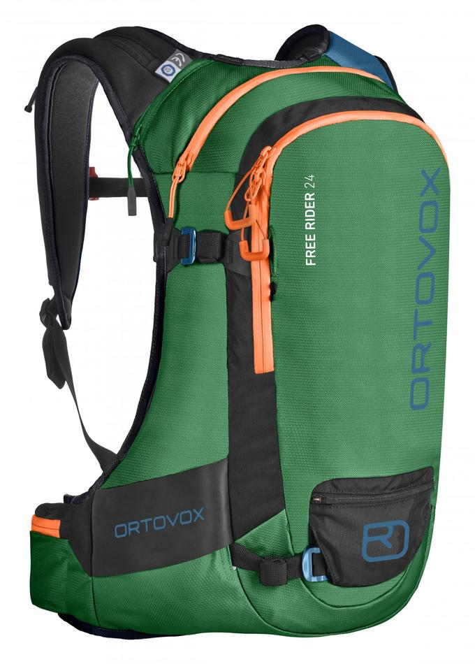 ​Рюкзак Ortovox Freerider 24+ Irish Green