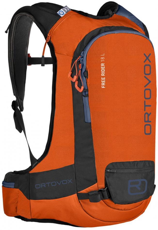 Рюкзак Ortovox Freerider 18 L Crazy Orange