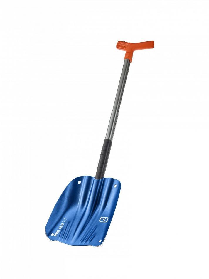 Лавинная лопата Ortovox Professional Alu III Safety Blue
