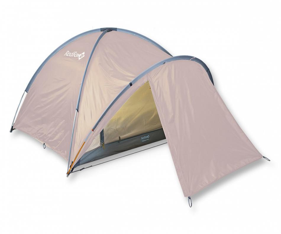 Палатка RedFox Challenger 4 Plus беж