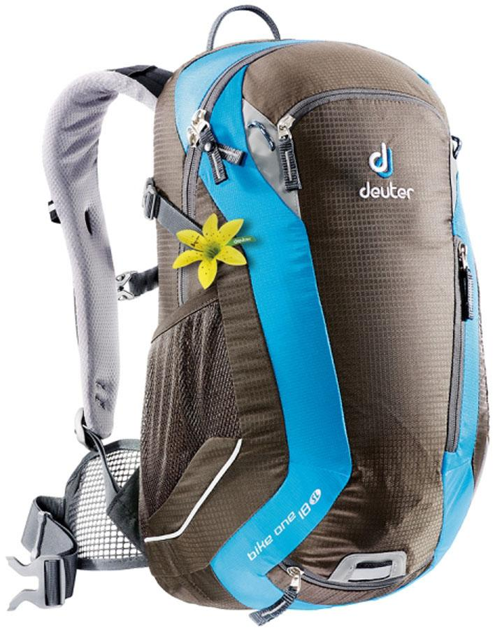 Рюкзак Deuter Bike One 18 SL coffee/turquoise