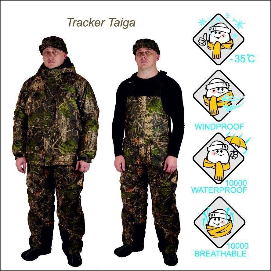 Костюм зимний CanadianCamper Tracker taiga
