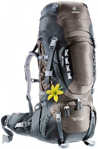 Рюкзак Deuter Aircontact PRO 55+15 SL coffee-black