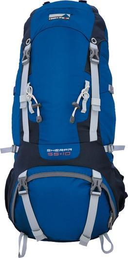 Рюкзак High Peak Sherpa 65+10 blue