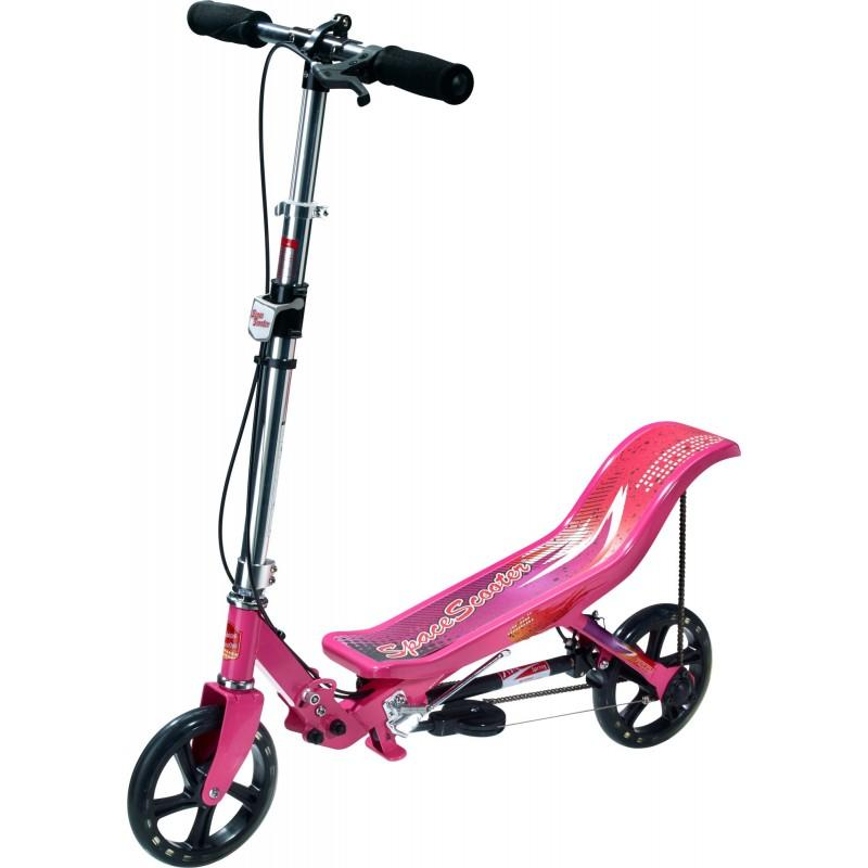 Самокат Space Scooter X580 - Розовый (ESS1Pa)