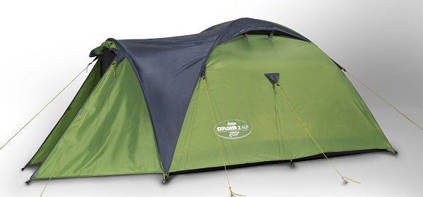 Палатка CanadianCamper Explorer 2 AL