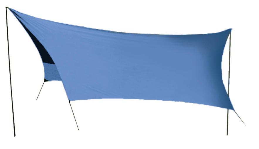 Тент Sol Tent blue SLT-036.06