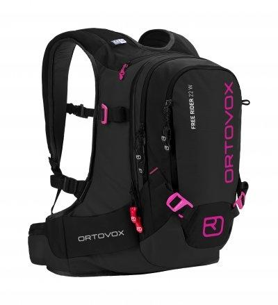 Рюкзак Ortovox Freerider Woman 22+ Black Anthracite