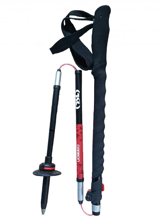 Треккинговые палки TSL Sport Equipment Tour Carbon 5 Cross Wt P&P