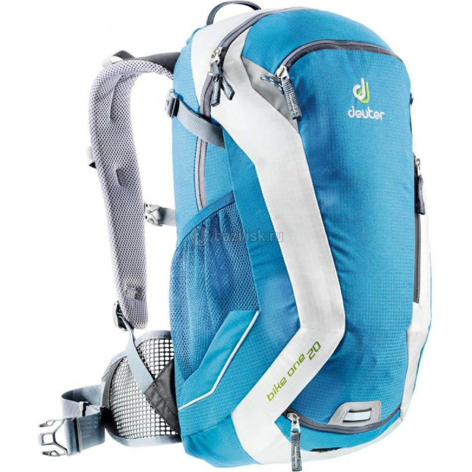 Рюкзак Deuter Bike I 20 blue/white