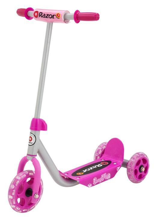 Самокат Razor Lil Kick розовый