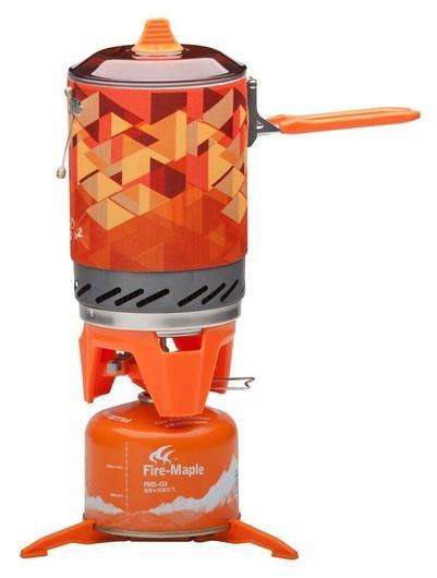 Горелка Fire-Maple FMS-X2 Оранжевый