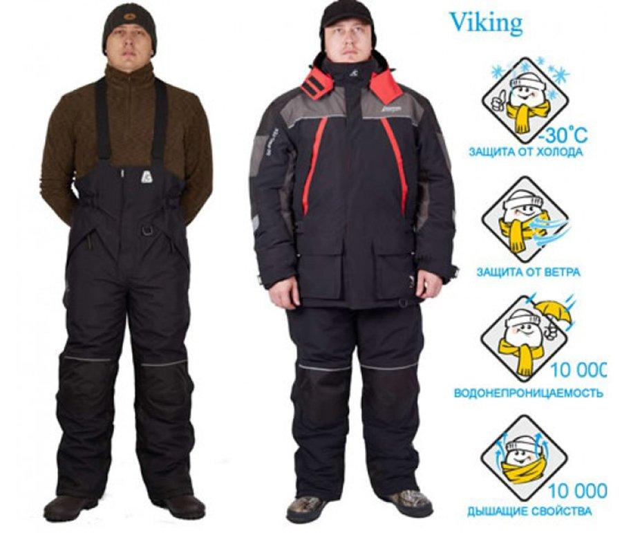 Костюм зимний CanadianCamper Viking