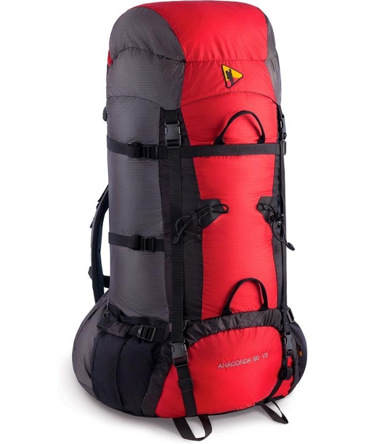 Рюкзак Bask (Баск) Anaconda 120 V3 black/red