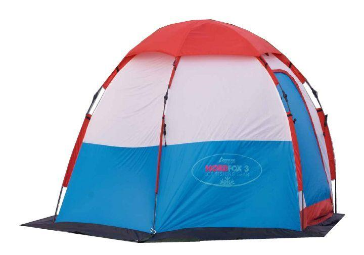Палатка для зимней рыбалки CanadianCamper Nord Fox 2
