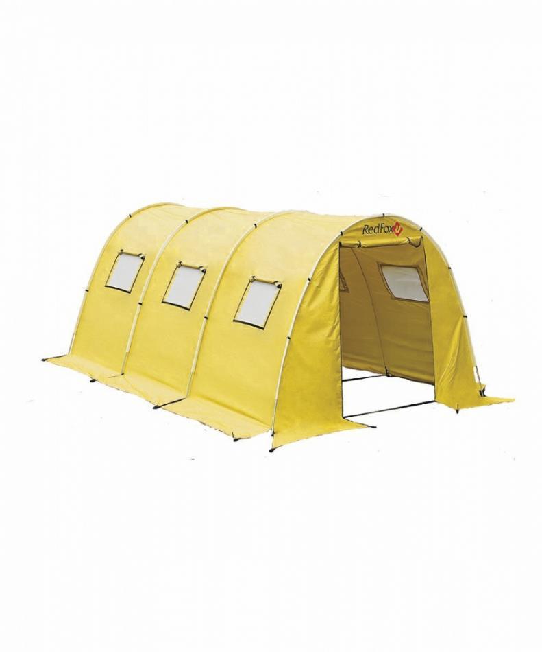 Палатка RedFox Team Fox 2 желтый