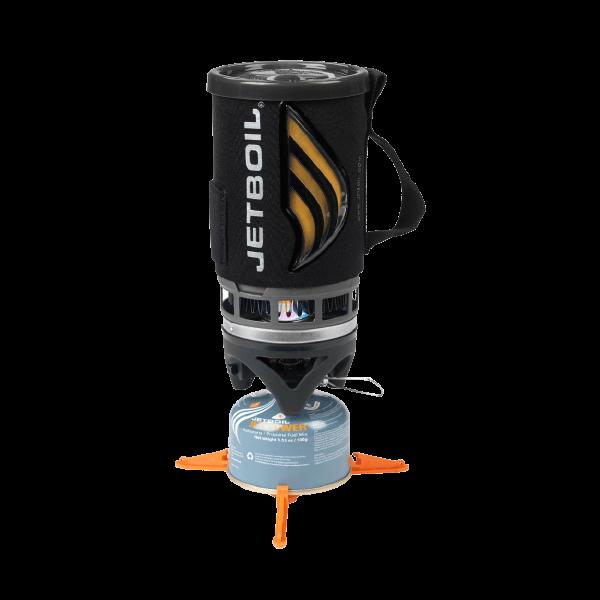 Горелка с кастрюлей Jetboil Flash™ Carbon 1л