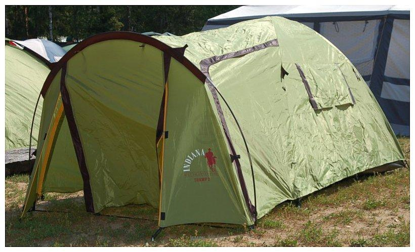 Палатка Indiana Tramp 2
