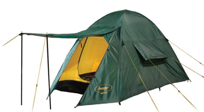Палатка CanadianCamper Orix 3 woodland