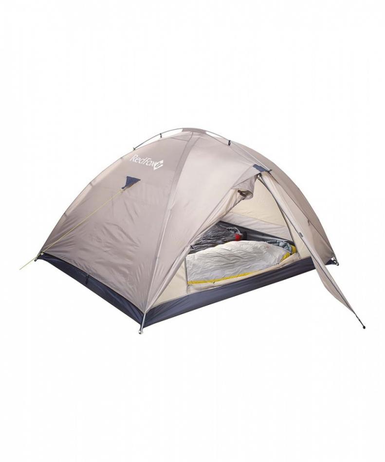 Палатка Red Fox Challenger 3 беж