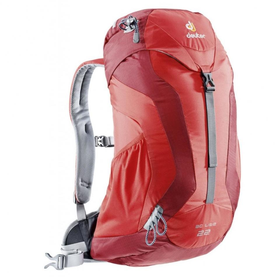 Рюкзак Deuter AC Lite 22 fire-cranberry