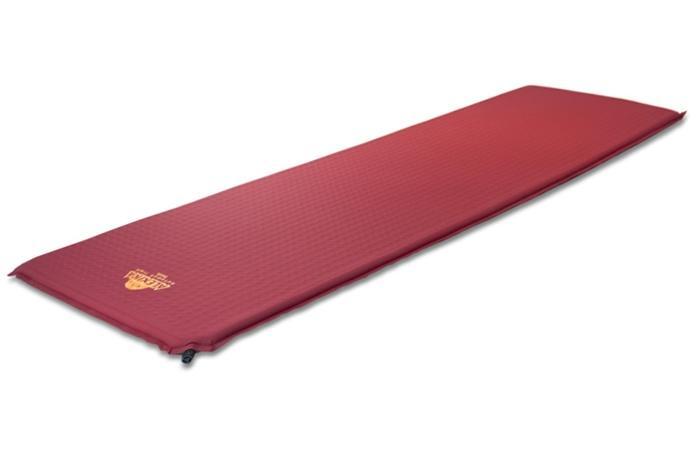 Самонадувающийся коврик Alexika Travel 66 red