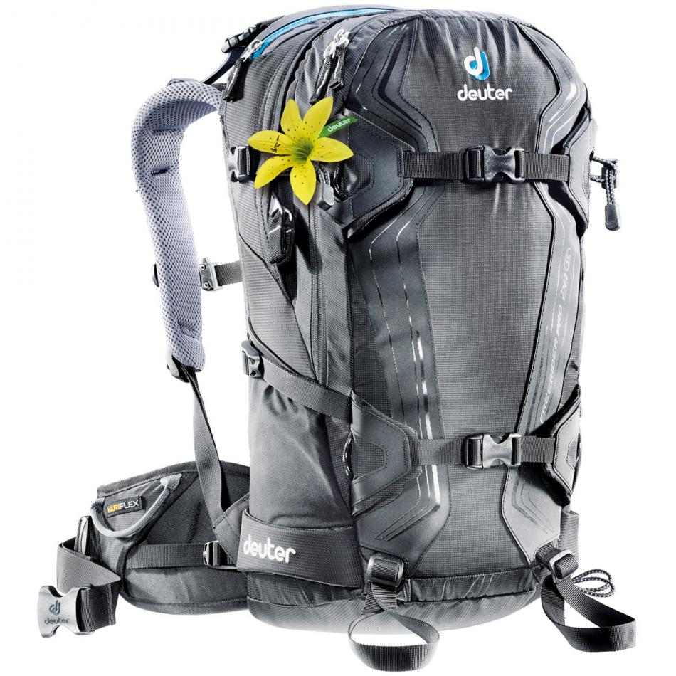 Рюкзак Deuter Freerider Pro 28 SL black
