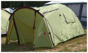 Видео обзор палаток