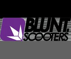 Логотип бренда Blunt