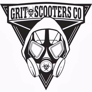 Логотип Grit Scooters