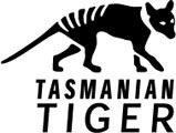 Логотип бренда Tasmanian Tiger