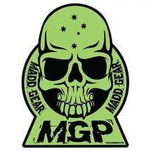 Логотип MGP