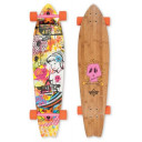Dusters S6 GN4LW Longboard Multi 37 in 8,75