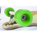 Лонгборд Dusters Scout Drop-Down Longboard Kryptonics Green 38 in 9,75