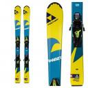 Горные лыжи Fischer Ranger Kid (17-18)