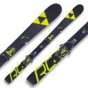 Горные лыжи Fischer RC4 RACE Jr SLR2 (18-19)