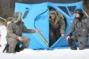 Палатка для зимней рыбалки CanadianCamper Beluga 2 Plus