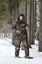 Костюм зимний CanadianCamper Hunter digital Camouflage