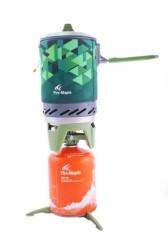 Горелка Fire-Maple FMS-X2 зелёный
