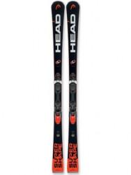 Горные лыжи HEAD Supershape iRally (17-18)