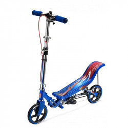 Самокат Space Scooter X580 – Синий (ESS1Bu)