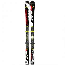 Горные лыжи Fischer RC4 Superior SC (13-14)