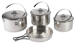 Набор котелков Tatonka Family Cook Set L